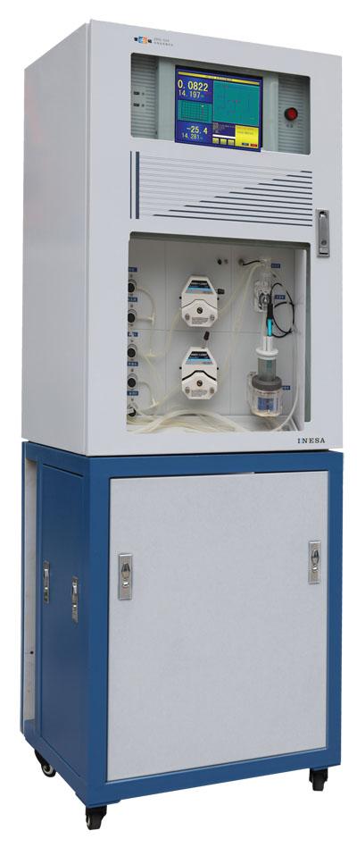 上海雷磁ZDJ-520在线自动滴定仪