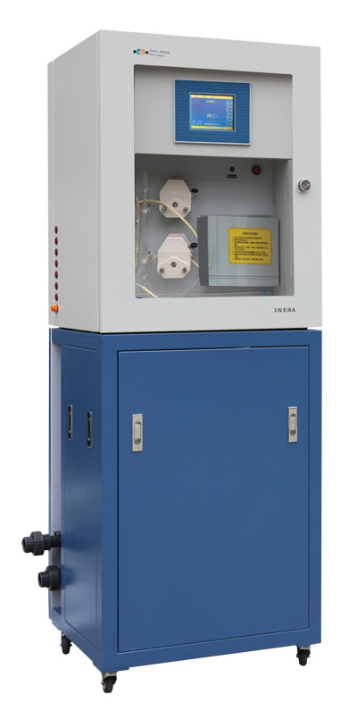 上海雷磁DWG-8002A氨氮自动监测仪|氨氮测定仪