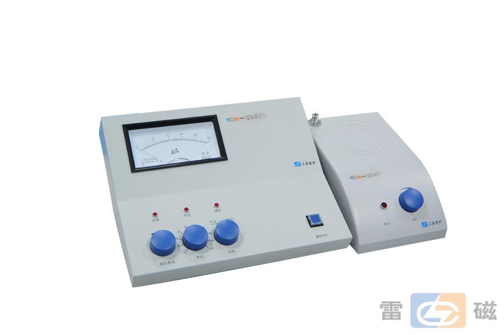 上海雷磁ZDY-500自动永停滴定仪|滴定分析仪