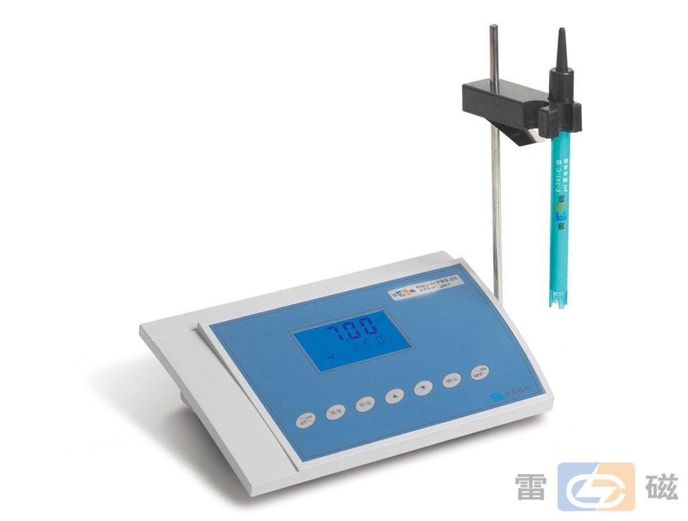 上海雷磁PHS-25精密酸度计|酸度分析仪