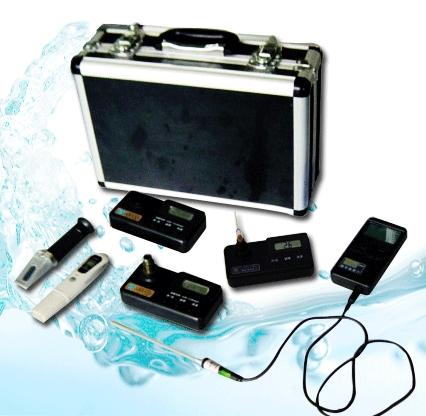 吉大小天鹅GDYS-601S六合一多参数水质分析仪
