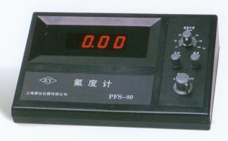 上海康仪PFS-80氟度计