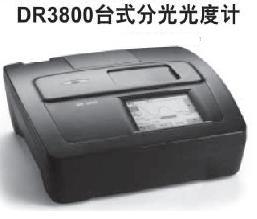 哈希HACH DR3800台式分光光度计
