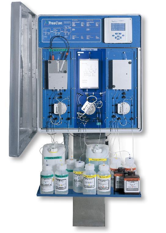 德国WTW TresCon P511+OA110氨氮总磷分析仪
