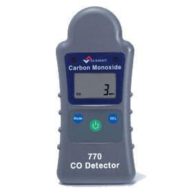 森美特SUMMIT770一氧化碳检测仪(单气体)
