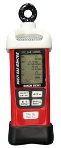 日本理研RIKEN GX-3000复合气体检测仪|复合气体分析仪